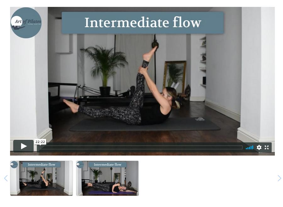 Intermediate flows
