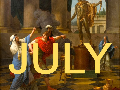 Psychic Sibyl: Your Monthly Horrorscope   July