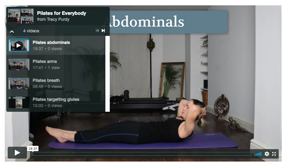 Pilates for everybody